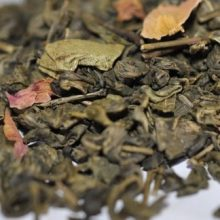 Green tea with Rose