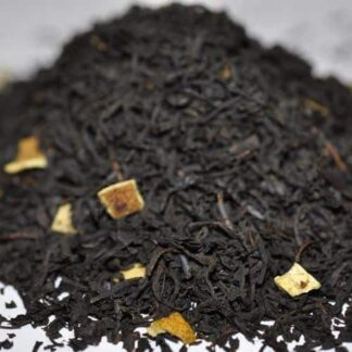 Lemon loose leaf tea
