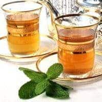 Moroccan mint loose tea