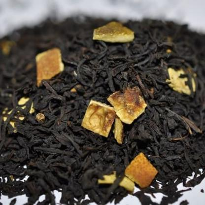Spiced orange tea