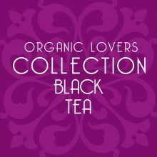 Black organic loose tea