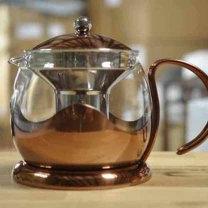 Le Teapot glass teapot by La Cafetiere