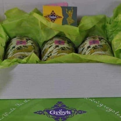 Gift caddies in despatch carton